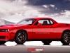 Así sería el Dodge Challenger SRT Hellcat, el muscle car más potente de la Historia, si lo ofreciesen con carrocería pick-up