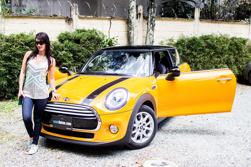 Nuevo Mini Cooper 2014 8