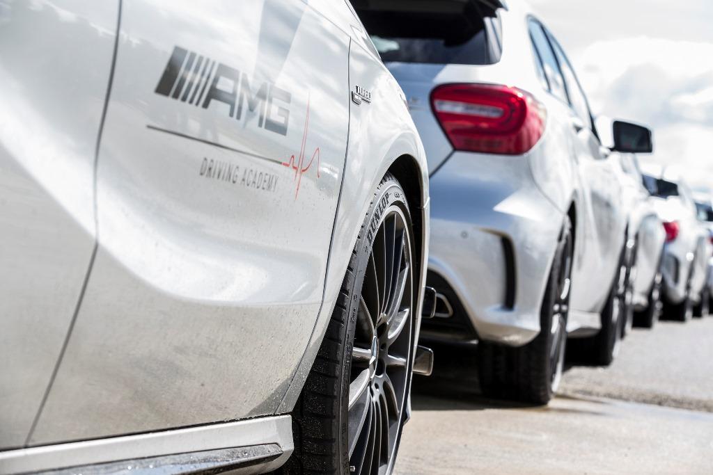 Dunlop AMG Driving Academy