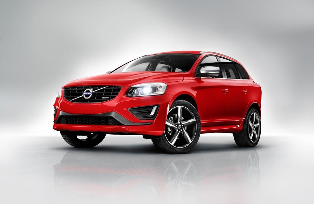 Volvo XC60 R-Design 1