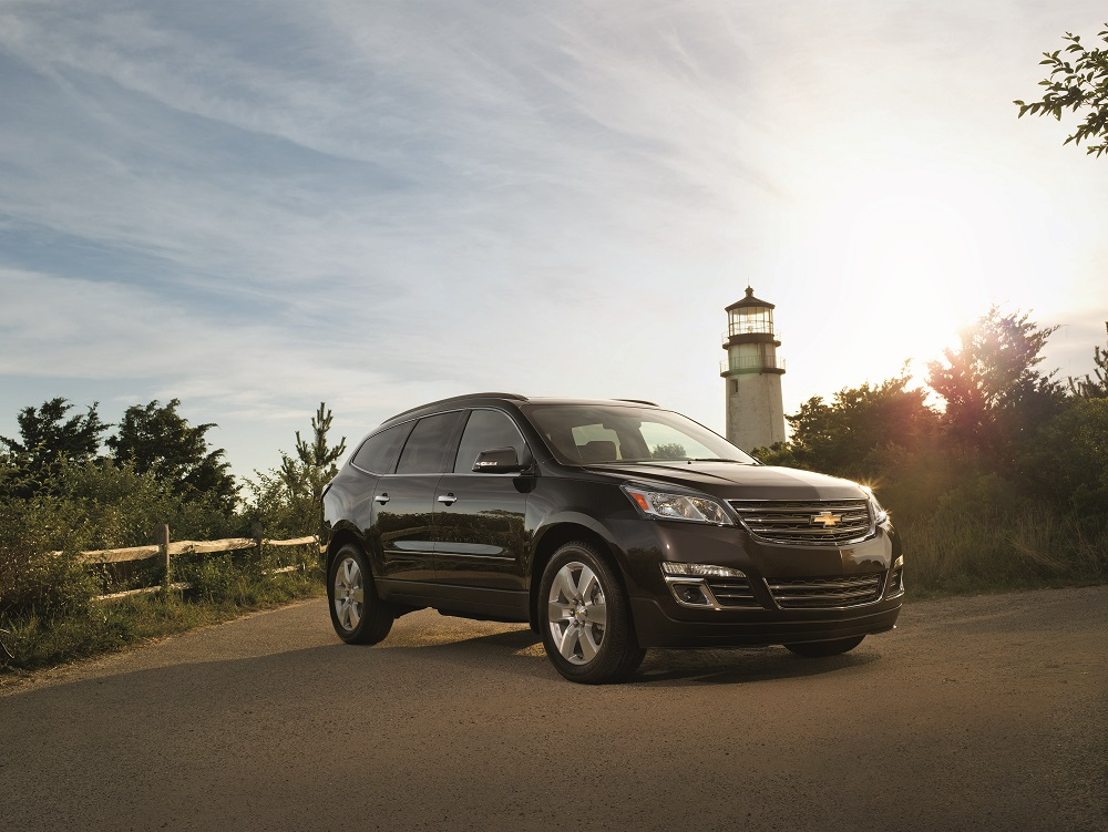 Chevrolet Traverse location Cape Cod, MA,