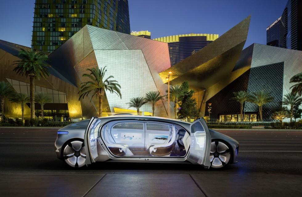 Mercedes-Benz Z 015 Luxury