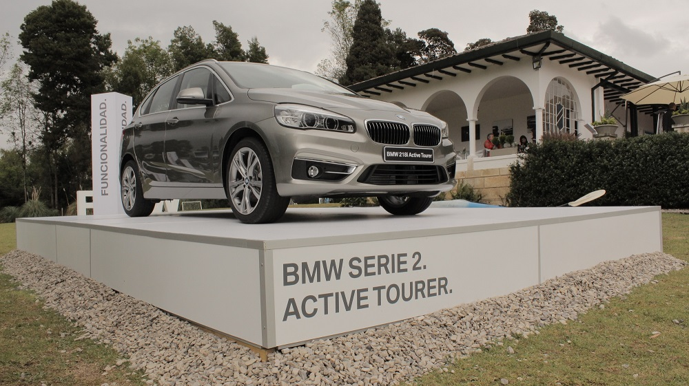 bmw serie 2 AT