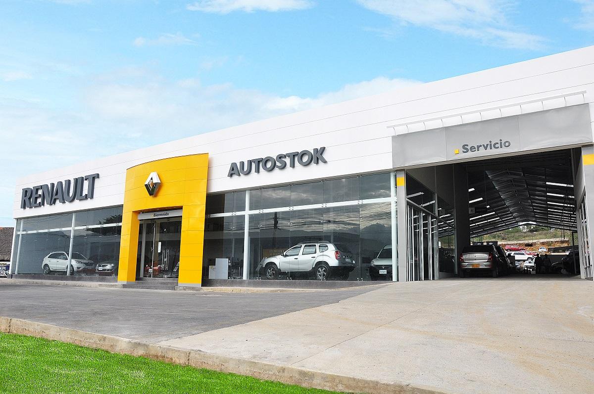 Nuevo concesionario Renault en Cucuta