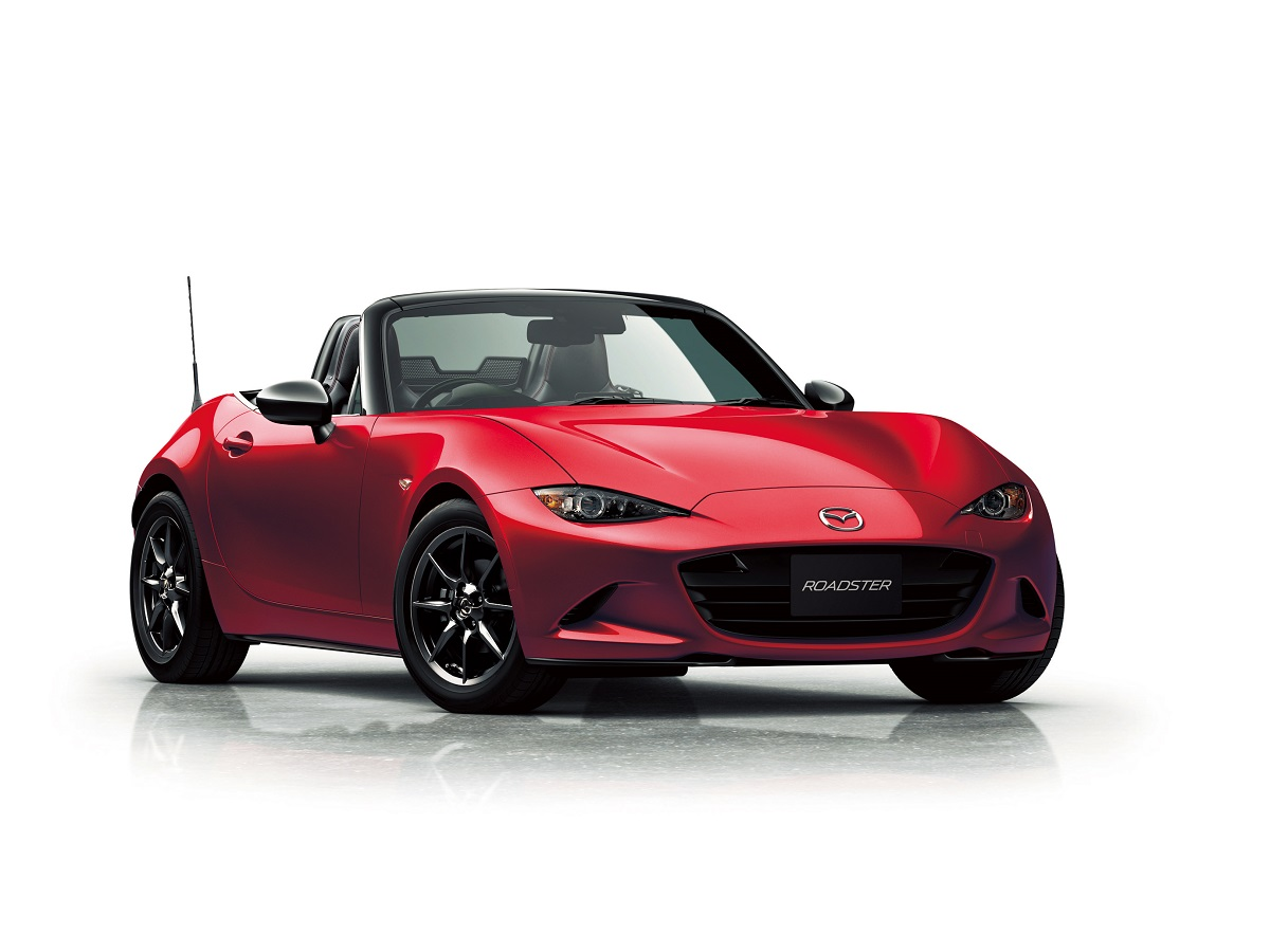 All New Mazda Roadster