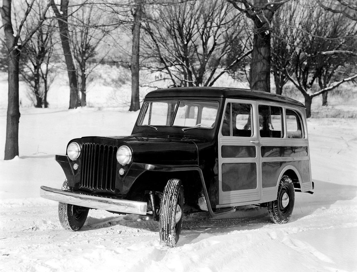 1949JeepWillysStationWagon