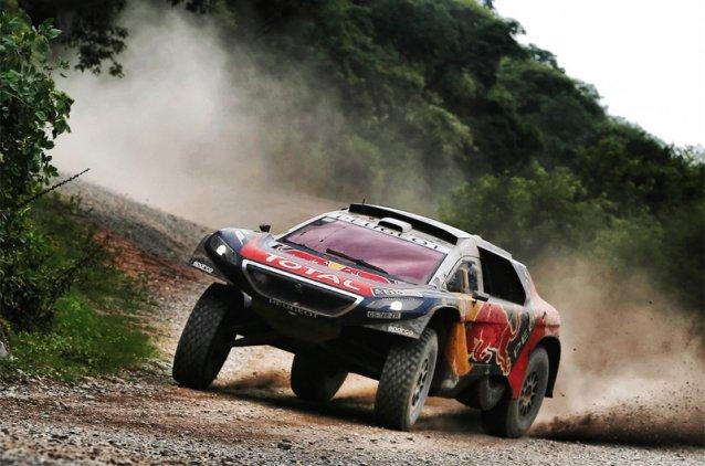 Peugeot Loeb