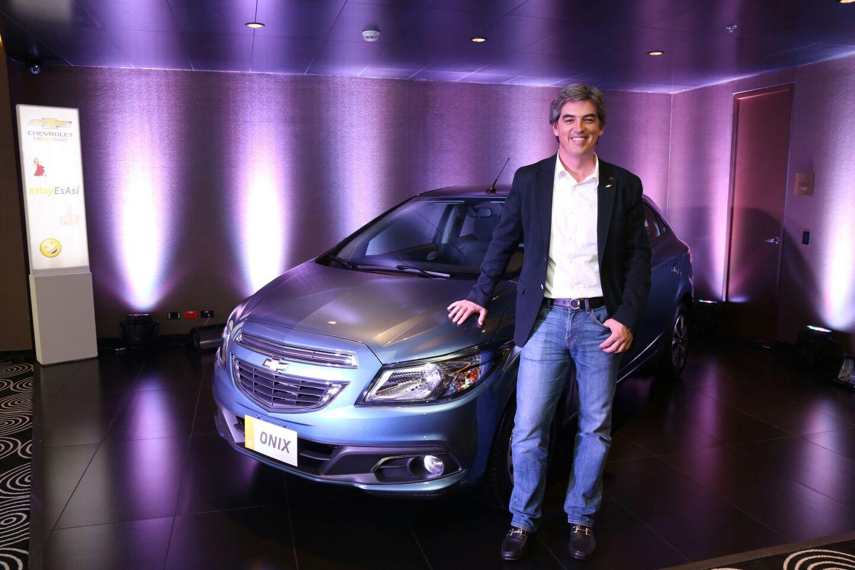 Jorge Mejía, presidente de GM Colmotores