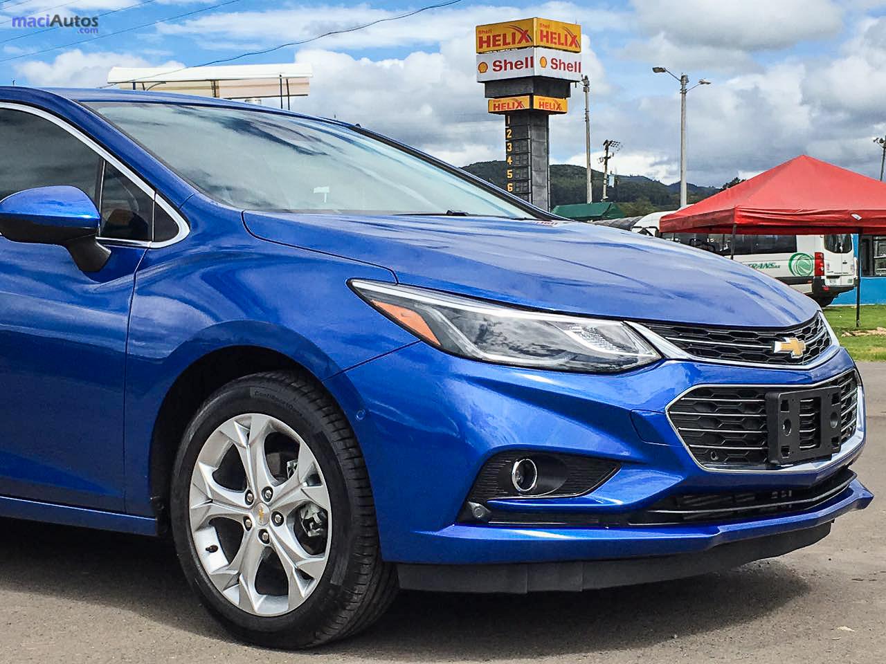 Chevrolet Cruze 2017-14