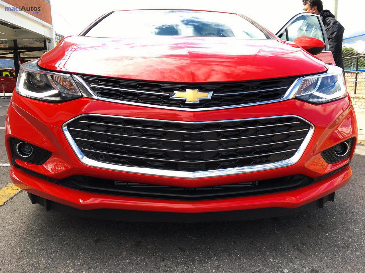 Chevrolet Cruze 2017-4