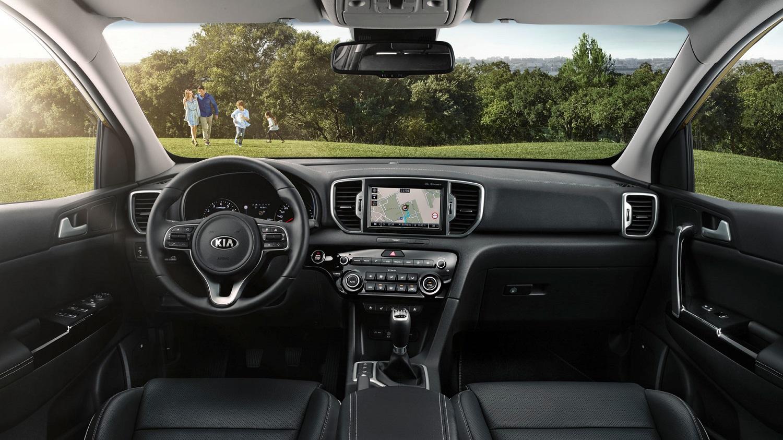 Kia Sportage interior_1920x1080