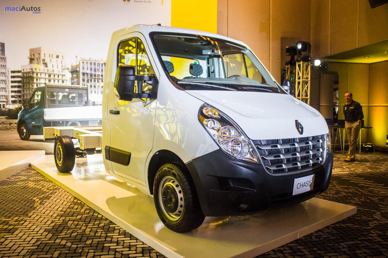 Renault MasterChasis-3