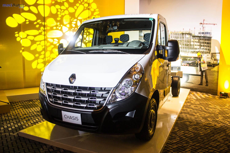 Renault MasterChasis